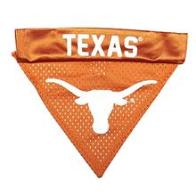 Texas Longhorns Dog Bandana Collar Slider