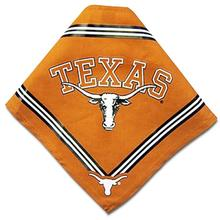 Texas Longhorns Dog Bandana - Orange