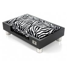 The Madison Dog Bed - Ebony