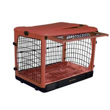 The Other Door Steel Dog Crate Plus - Brick