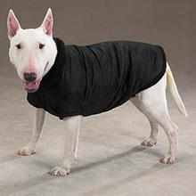 Thermal Lined Dog Jacket - Black