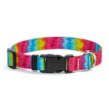 Tie-Dye Dog Collar by Yellow Dog