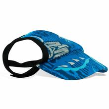 Tiki Cobalt Dog Visor by Playa Pup