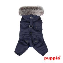 Toasty Dog Snowsuit - Navy