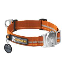 Top Rope Dog Collar by RuffWear - Burnt Orange