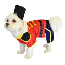 Toy Soldier Nutcracker Dog Costume