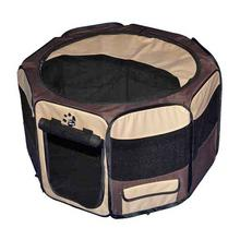 Travel Lite Soft-Sided Pet Pen - Sahara