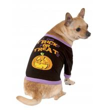 Trick or Treat Dog T-Shirt by Rubie's Costumes
