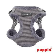Troy Dog Harness by Puppia - Gray