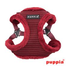 Troy Dog Harness by Puppia - Wine