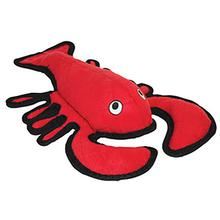 Tuffy Ocean Creatures Dog Toy - Lobster