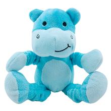 Tuggy Dog Toy - Hippo