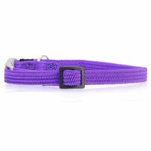 Twice as Nice Kitty Break-Away Cat Collar - Purple