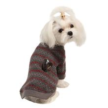 Twilight Dog Sweater by Pinkaholic - Gray