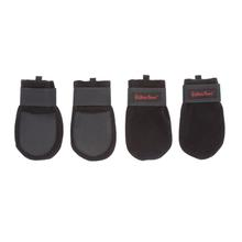 Ultra Paws TrAction Dog Boots - Black