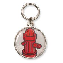 Unity Collar Charm by Doggles - Large Fire Hydrant