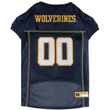University of Michigan Dog Jersey - Wolverines
