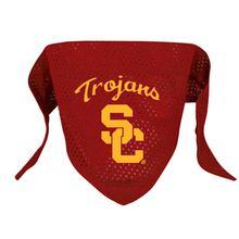 USC Trojans Mesh Dog Bandana