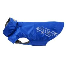 Venture Shell Slicker Dog Jacket - Electric Blue