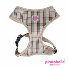 Victorian Adjustable Dog Harness by Pinkaholic - Beige