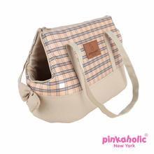Victorian Dog Carrier by Pinkaholic - Beige