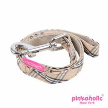 Victorian Dog Leash by Pinkaholic - Beige