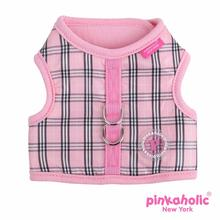 Victorian Pinka Dog Harness by Pinkaholic - Pink