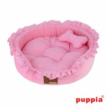 Vivien Dog Bed by Puppia - Pink