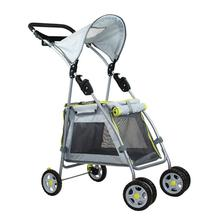 Walk N Roll Pet Stroller - Gray