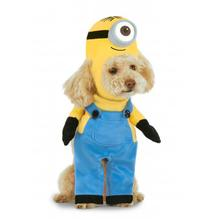 Walking Minion Dog Costume - Stuart