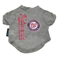 Washington Nationals Dog T-Shirt