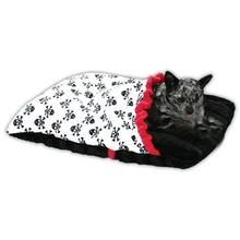 White Skully Pet Pocket Bed Duvet