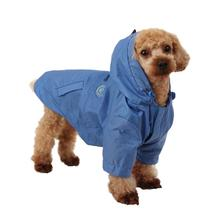 Wind Breaker Dog Raincoat by Puppia - Royal Blue
