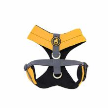 Gooby Wind Parka Dog Harness - Yellow