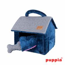 Witta Dog House by Puppia - Navy