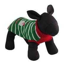 Worthy Dog Santa's Little Helper Dog Sweater