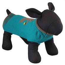 Worthy Dog Squirrel Dog Sweater - Teal
