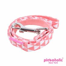Xena Dog Leash by Pinkaholic - Pink