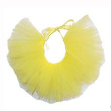 Yellow Tulle Dog Tutu by Pawpatu