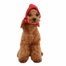 Yuppie Dog Hat by Puppia - Red