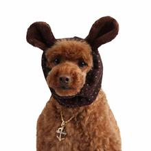Yuppie Dog Snood by Puppia - Brown