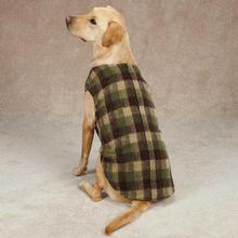 Berber Ripstop Dog Vest - Brown