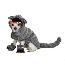 Big Bad Wolf Halloween Dog Costume