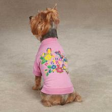 Zack & Zoey Spring Garden Birthday Girl Dog T-Shirt