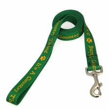 Zack & Zoey Country Thing Dog Leash