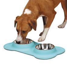Crave Silicone Dog Diner - Aqua