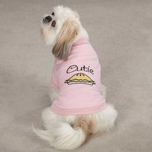 Zack & Zoey Cutie Pie Dog T-Shirt