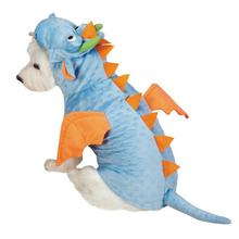 Dimple Dragon Halloween Dog Costumes - Blue