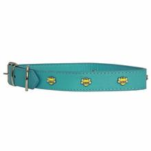 Zack & Zoey Flutter Bugs Charm Dog Collar - Bumble Bee