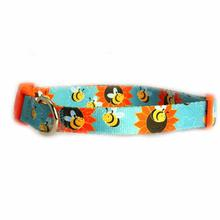 Zack & Zoey Flutter Bugs Dog Collar - Bumble Bee